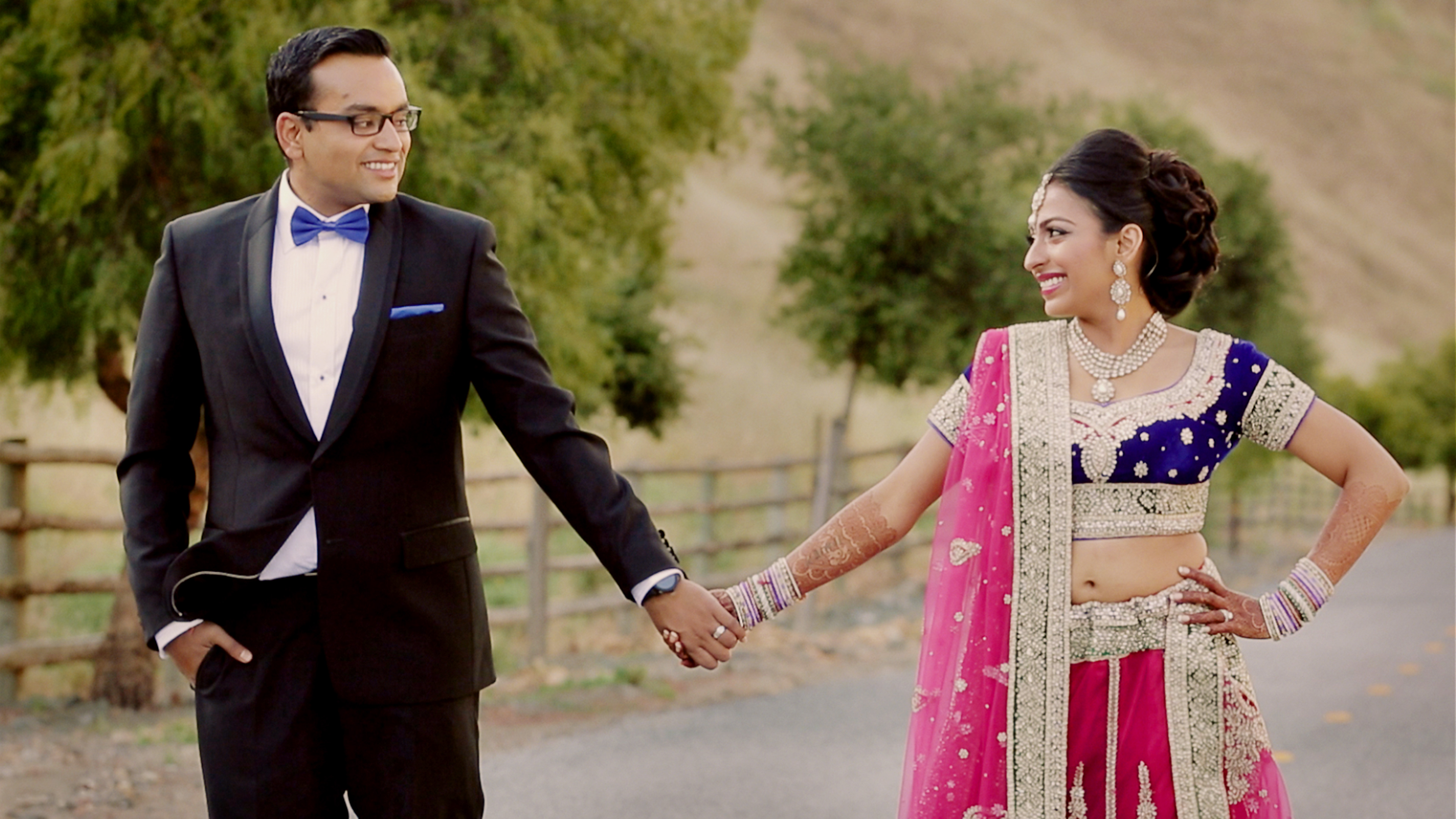 Fremont Indian Wedding Videography & Cinematography - Aperina Studios