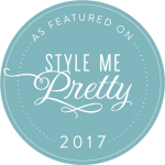 Aperina Studios Wedding Cinematographer Featured on Style Me Pretty.