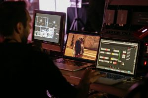 Bay Area Indian Wedding Cinematography - Aperina Studios Our SDE Live Setup