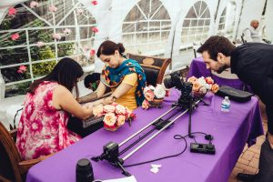 Wedding Cinematography Packages - We film with no limits.