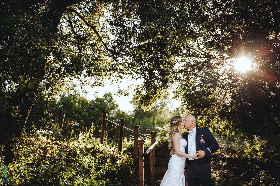 Napa Valley Wedding Photography at Madrona Manor of Chris & Anna