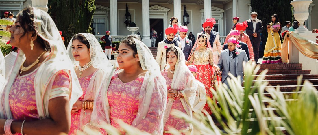 Indian Wedding Cinematography Packages Aperina Studios