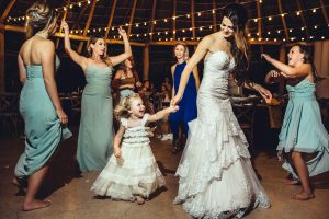 Bride Dancing at her Wedding Reception Photography