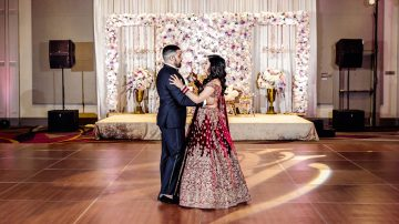 Indian Wedding Reception Highlight Film in Hyatt Regency Sacramento