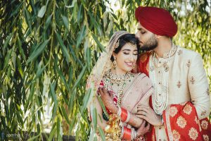 Romantic Photography and Videography from the Indian wedding of Sahil and Natasha