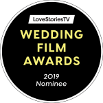 Wedding Film Award Nomination by LoveStoriesTV