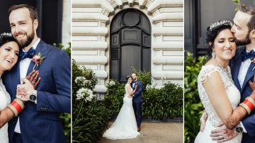 Multicultural Wedding at Fairmont San Francisco of Tobias & Poornima - Short Wedding Film