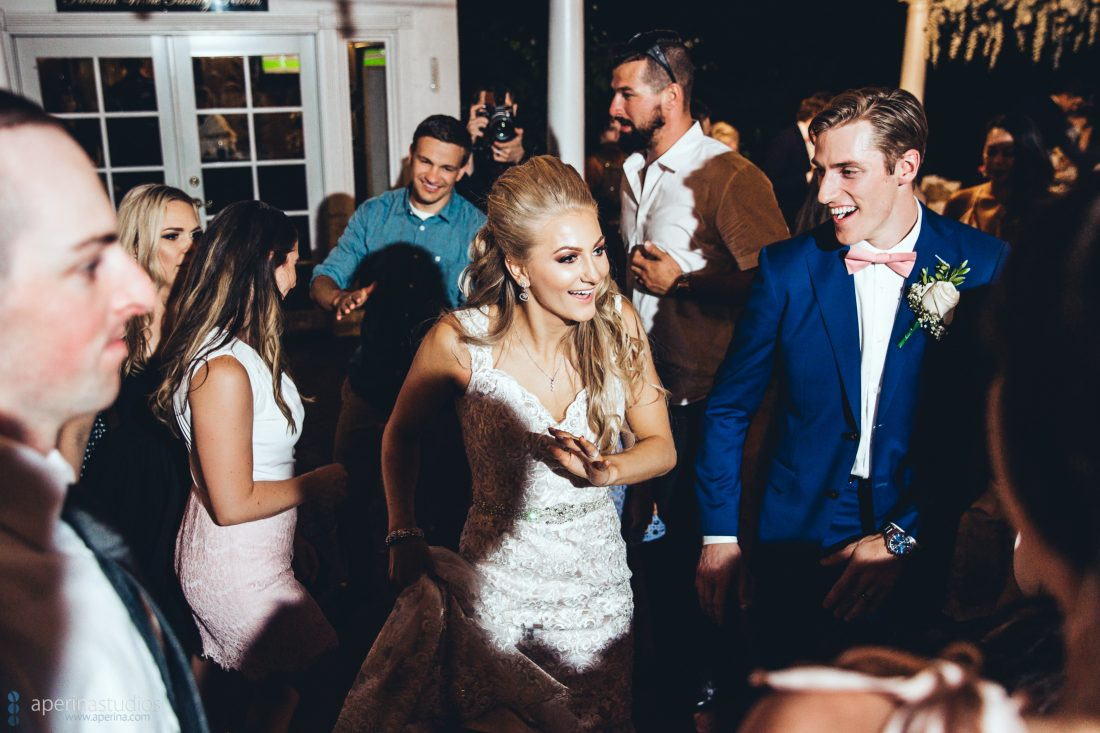 Reception Dancing - Aperina Studios