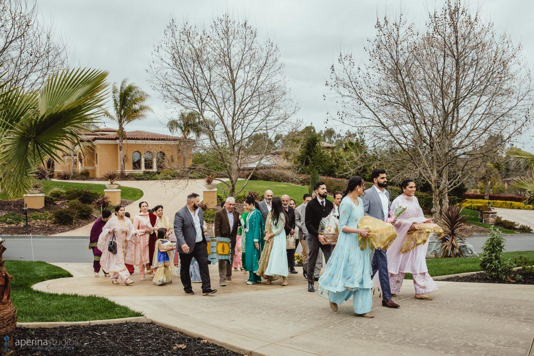 Chuuni Ceremony - Wedding photography of Harman and Navroop
