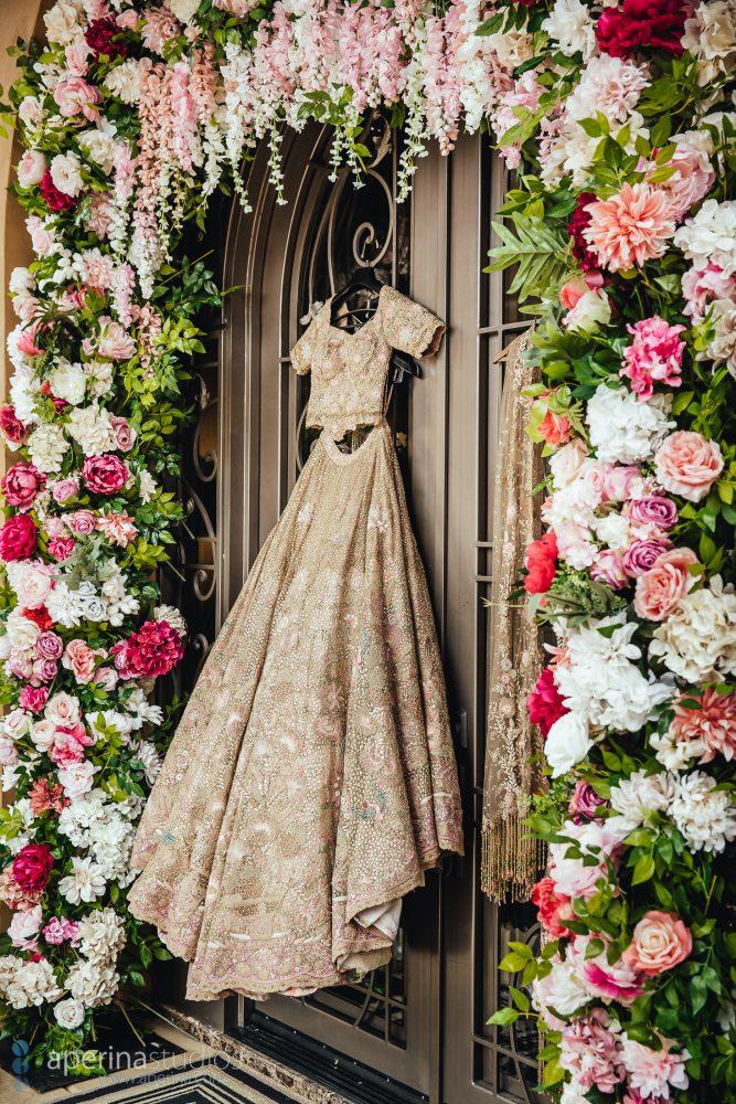 Rimple & Harpreet lehenga - Indian Wedding Details