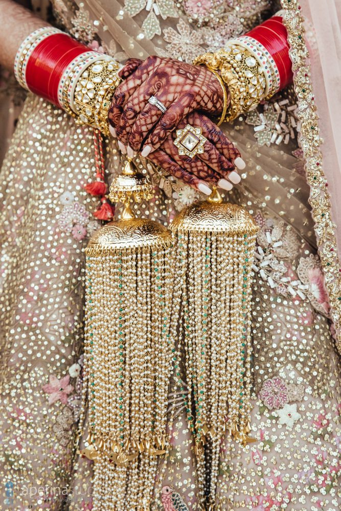 Indian Bridal Portraits - Luxury Indian Wedding Photography