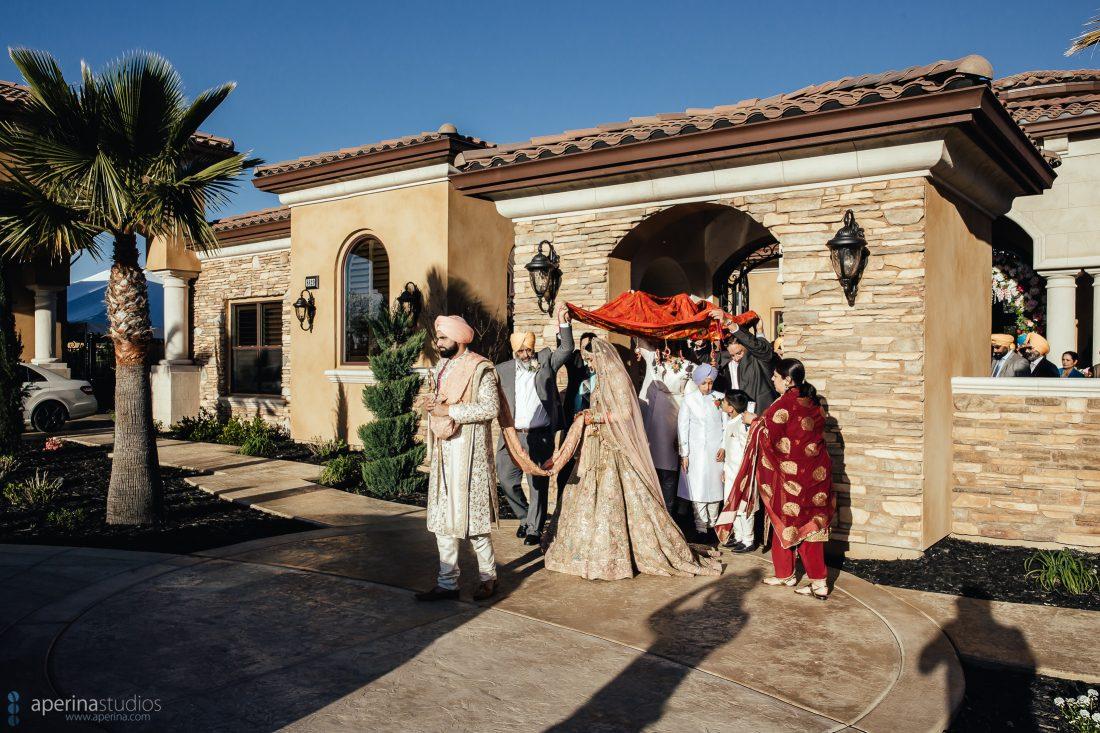 The vidai - emotional Indian Wedding Photography