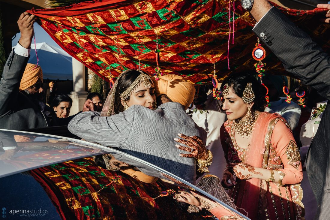 The vidai - emotional Indian Wedding Photography