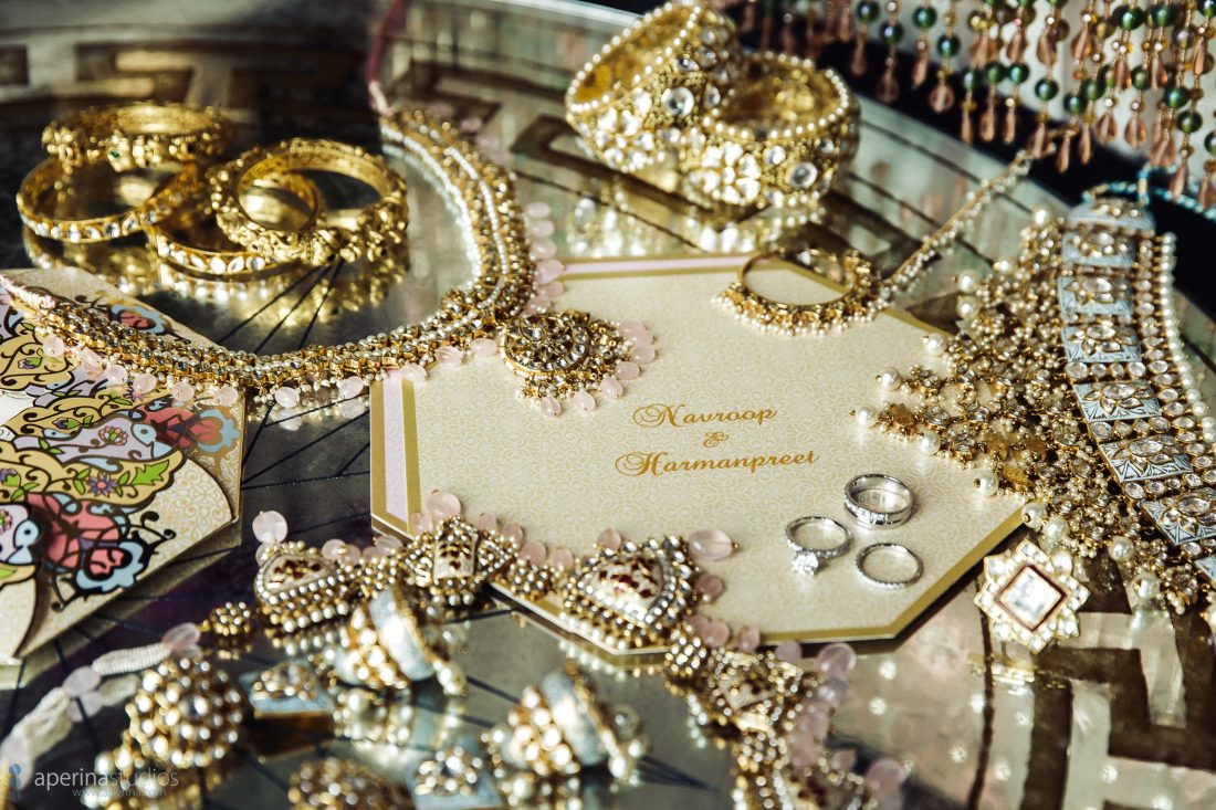 Nanak Jewellers - Indian Wedding Jewelry and Detail Shots