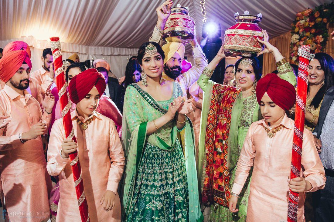Sangeet Dancing - Indian Wedding Photography