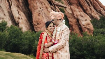 Destination Indian Wedding in Denver, Colorado at Arrowhead Golf Club - Cinematic Wedding Film