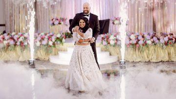 INDIAN WEDDING AT AUBURN HILLS MARRIOTT IN MICHIGAN