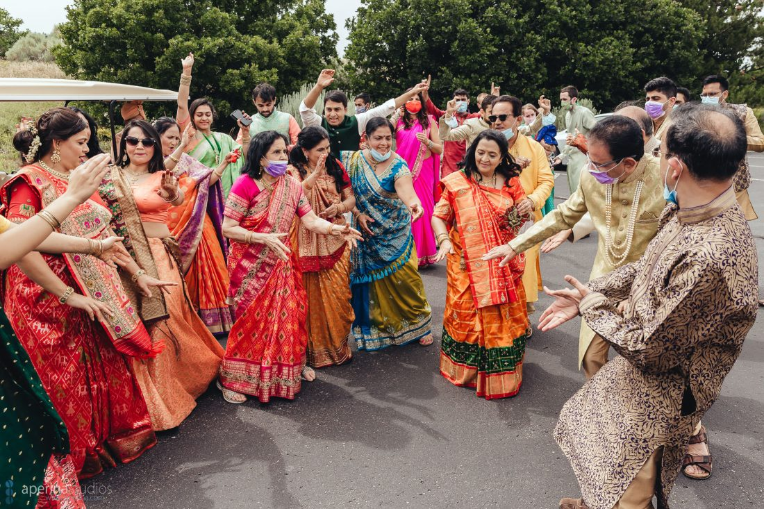 Indian Wedding Photography - Hindu ceremony rituals and traditions.