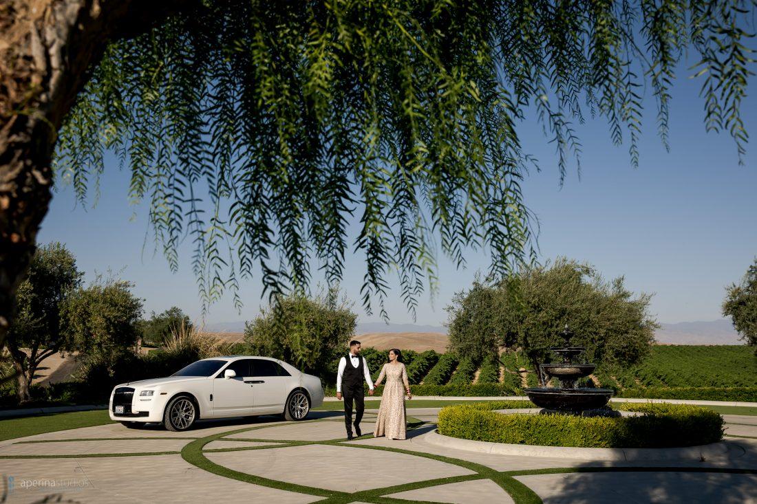 Indian Wedding at The Nirvana Estate